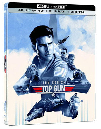 Top Gun (Steelbook) (4K Ultra HD)