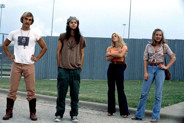 Dazed and Confused - cast