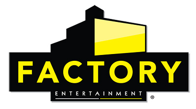Sponsored by Factory Entertainment!