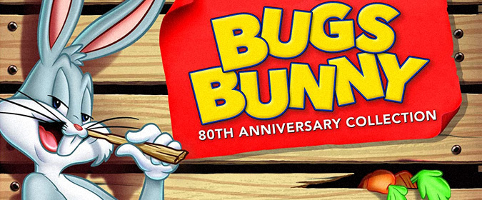 Warner Bros. reveals its 60-cartoon Bugs Bunny: 80th Anniversary Collection for release on Blu-ray on 11/3