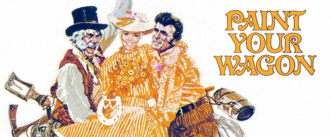 Michael Coate and Matthew Kennedy celebrate the 50th anniversary of the classic musical Paint Your Wagon