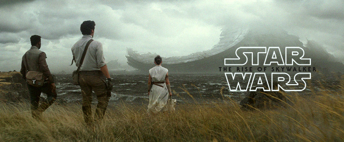 Bill reviews the final chapter in the Star Wars saga, The Rise of Skywalker, on Ultra HD from Disney & Lucasfilm
