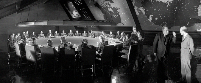 Bill reviews Stanley Kubrick's DR. STRANGELOVE on Ultra HD from the Columbia Classics 4K Collection