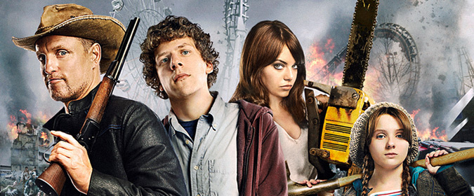 Bill spins the original Zombieland in 4K Ultra HD from Sony, just in time for the sequel in theaters next month