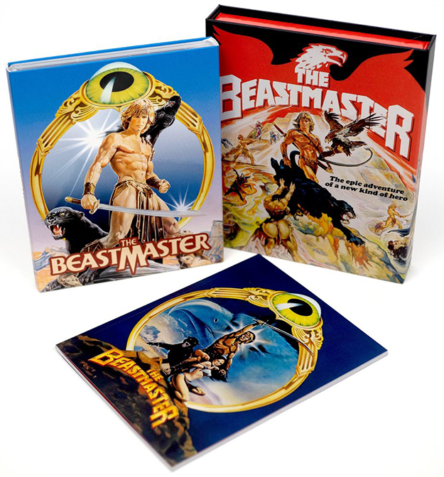 The Beastmaster (4K UHD)