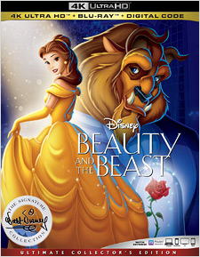Beauty and the Beast (1991) (4K Ultra HD)