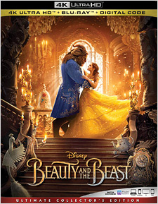 Beauty and the Beast (2017) (4K Ultra HD)