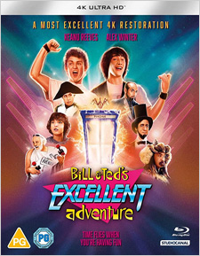 Bill & Ted's Excellent Adventure (4K Ultra HD)
