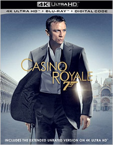Casino Royale (4K Ultra HD)