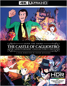 Lupin the Third: The Castle of Cagliostro (4K Ultra HD)