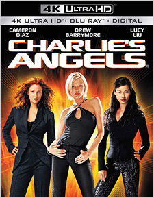 Charlie's Angels (4K Ultra HD)