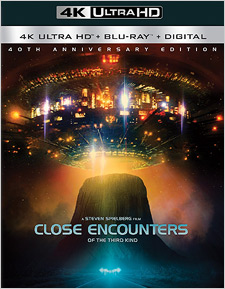 Close Encounters of the Third Kind: 40th (4K Ultra HD)