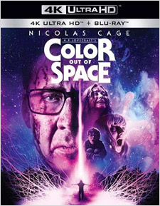 Color Out of Space (4K-UHD Disc)