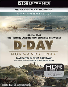 D-Day: Normandy 1944 (4K Ultra HD)