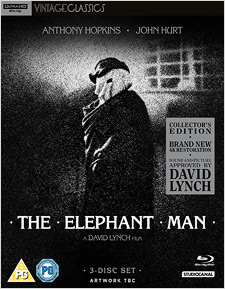 The Elephant Man (UK - 4K Ultra HD)