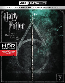Harry Potter and the Deathly Hallows – Part 2 (4K Ultra HD)
