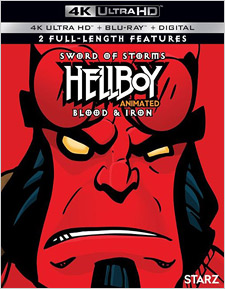 Hellboy Animated Double Feature (4K Ultra HD)