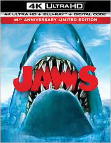 Jaws: 45th Anniversary Limited Edition (4K Ultra HD)
