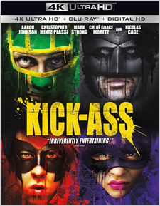Kick-Ass (4K Ultra HD)