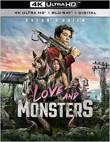 Love and Monsters (4K Ultra HD)