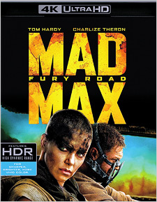 Mad Max: Fury Road (4K UHD Blu-ray)