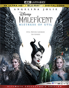 Maleficent: Mistress of Evil (4K Ultra HD)