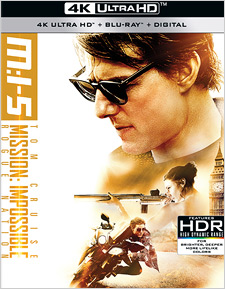 Mission: Impossible – Rogue Nation (4K Ultra HD Blu-ray)