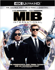 Men in Black: International (4K Ultra HD)