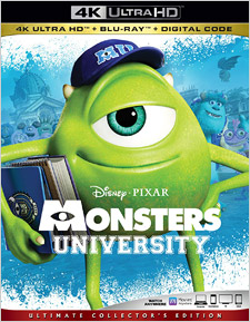 Monsters University (4K Ultra HD)