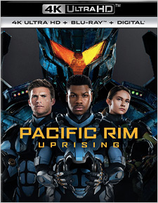 Pacific Rim: Uprising (4K Ultra HD Blu-ray)