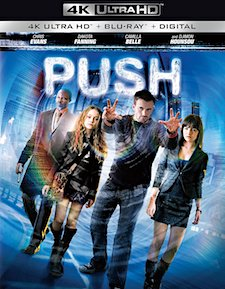 Push (4K Ultra HD Blu-ray)