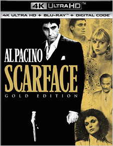 Scarface: Gold Edition (4K Ultra HD)