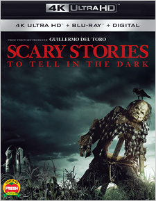 Scary Stories to Tell in the Dark (4K Ultra HD)