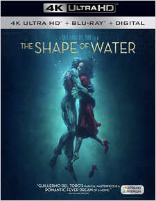 The Shape of Water (4K Ultra HD Blu-ray)