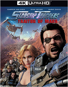 Starship Troopers: Traitors of Mars (4K Ultra HD)