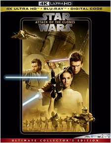 Star Wars Attack Of The Clones 4k Uhd Review