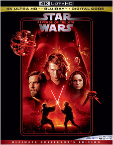 Star Wars Revenge Of The Sith 4k Uhd Review