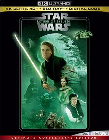 Star Wars Return Of The Jedi 4k Uhd Review