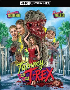 Tammy and the T-Rex (4K Ultra HD)