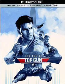 Top Gun (Steelbook 4K Ultra HD)