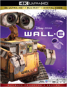 Wall-E (4K Ultra HD)