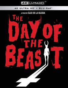 The Day of the Beast (Blu-ray Disc)
