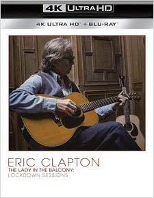 Eric Clapton: The Lady in the Balcony - Lockdown Sessions (4K Ultra HD)