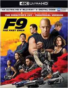 F9: The Fast Saga (4K Ultra HD)