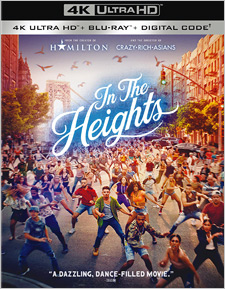 In the heights (4K Ultra HD)