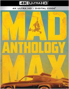 Mad Max Anthology (4K Ultra HD)