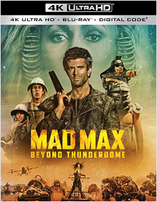 Mad Max: Beyond Thunderdome (4K Ultra HD)