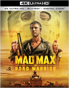 Mad Max: The Road Warrior (4K Ultra HD)
