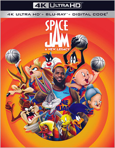 Space Jam: A New Legacy (4K Ultra HD)
