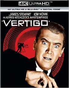 Vertigo (4K Ultra HD)